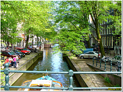 In the town where the streets are canals... HFF