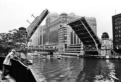Chicago bridges - 1986