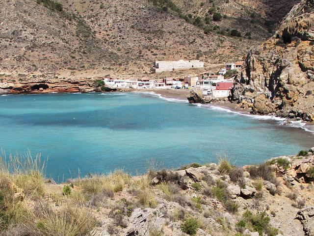 20-Le village de pècheurs d'El Portus