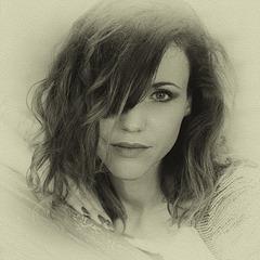 Portrait de rue avec Gwen Bovilan, modèle