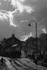 Holmfirth: it-takes-me-back-a-bit-of-black-and-white