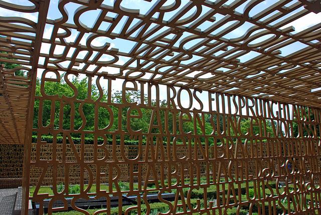Christlicher Garten in den Gärten der Welt, Berlin-Marzahn