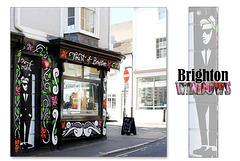 Toast of Brighton - Brighton windows - 31.3.2015