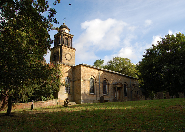 Ossington Church, Nottinghamshire