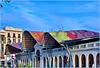 Barcellona : Il grande mercato centrale La Boqueria