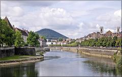 Besançon (25) 5 août 2011.