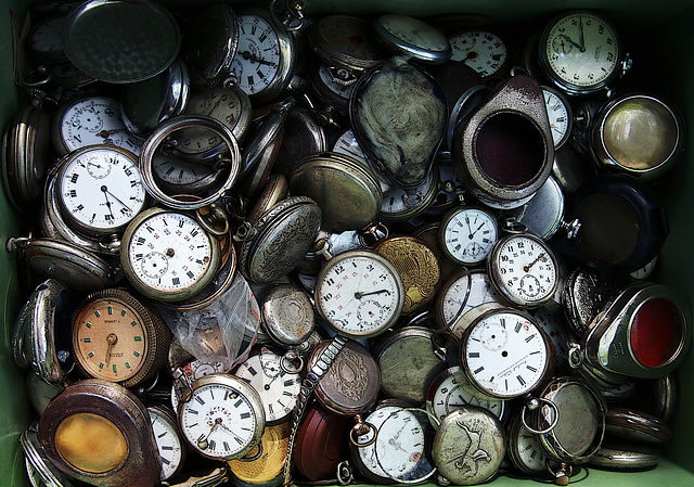 M'enfin ! quelle heure il est ?