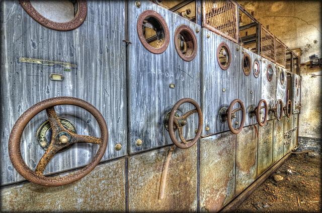 Industrial archeology N°1