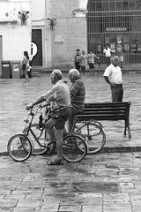 On va faire un tour en vélo ?