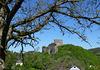 DE - Virneburg - Blick zur Burgruine
