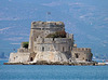 Bourtzi Castle from the Napflion Waterfront, June 2014