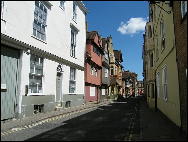 sunny Pembroke Street