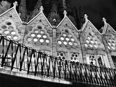 Sagrada Familia-Fence