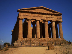 Temple of Concordia (430 BC).