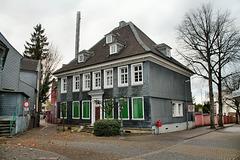 Ehem. Verwaltungsgebäude der Brauerei Schwelm / 20.11.2016