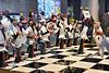 Inquisitorial Chess – Corning Museum of Glass, Corning, New York