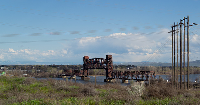 Pasco WA BNSF Burbank bridge (#0376)