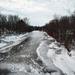 Le lac d'Avignon gelé copie 2