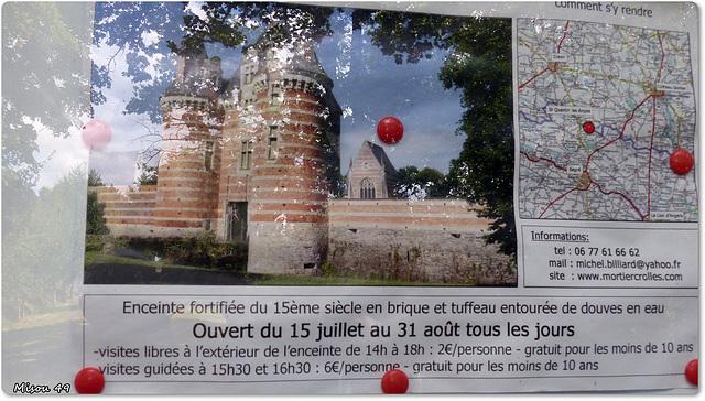 MORTIERCROLLES en Mayenne