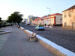 Hauptstraße nach Nord