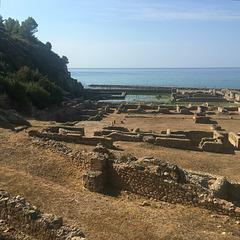 Villa di Tiberio.