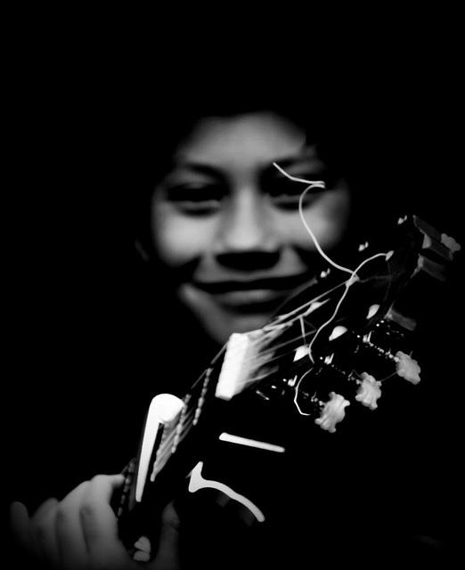 Une musique qui rend heureux