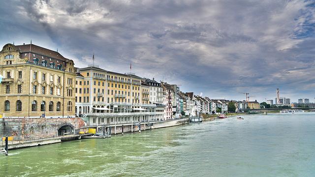 Rhein,Basel