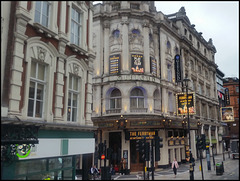passing the Gielgud Theatre