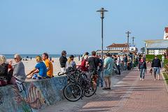 Beach life in times of Corona (09.05.2020)