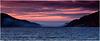 Loch Ness after Sunset