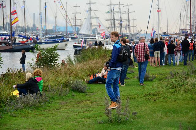 Sail 2015 – Onlookers