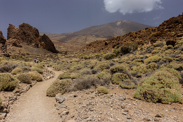 Canary Islands - Tenerife - Pico del Teide