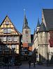 Quedlinburg-Marktkirche St. Benedikti