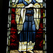 Stained Glass, Great Longstone Church, Derbyshire