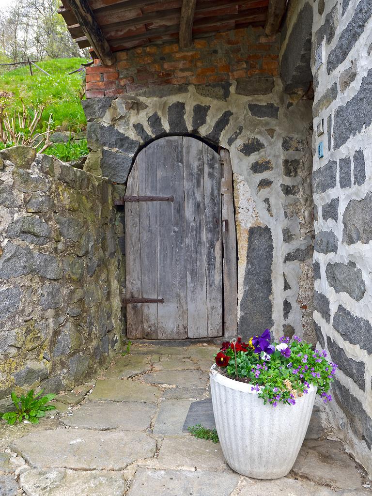 A little door of Riabella