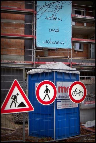 ...besser leben und wohnen! - ...better live and dwell! (◕‿-)
