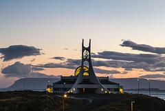 Stykkishólmur church