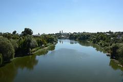 Белая Церковь, Река Рось