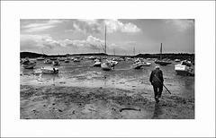 Portsall [Bretagne] - Petit port d'échouage
