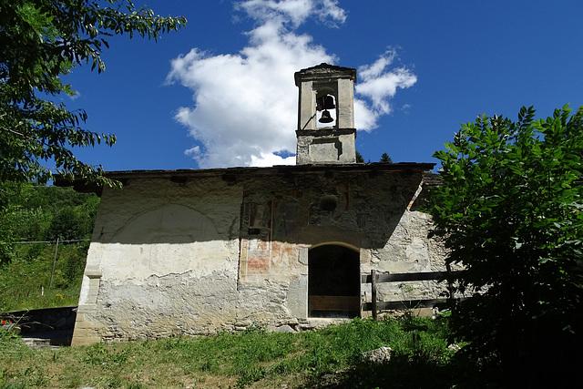 Occitània - capèla San Sebastiano