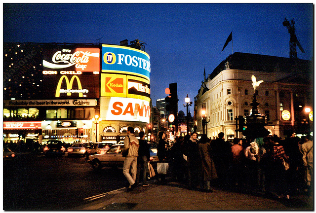 London | Piccadilly Circus