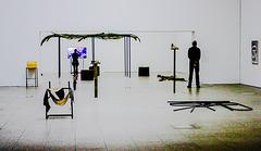 Museu Colecao Berardo: Pedro Barateiro - The Current Situation