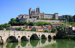 Béziers - Ein klassischer Blick