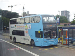 DSCF9520 National Express Coventry 4987 (SL14 LUE) in Coventry - 19 Aug 2017