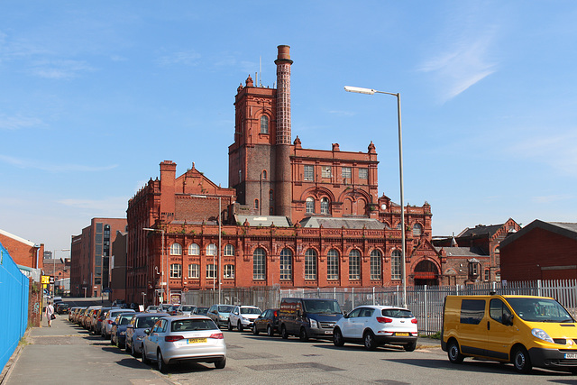 Higsons Brewery, Toxteth, Liverpool