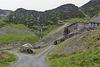 Force Crag Mine Buildings below Force Crag, Coledale - Cumbria