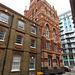 doulton, lambeth , london c19 doulton's pottery factory by r. stark wilkinson 1878