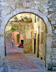 Sanremo Old Town
