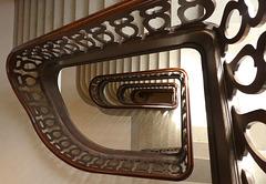 Treppen im Streit's Haus -Staircase #45/50