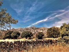 Sierra de La Pedriza